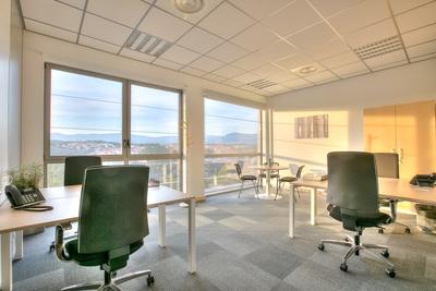bureaux partagés